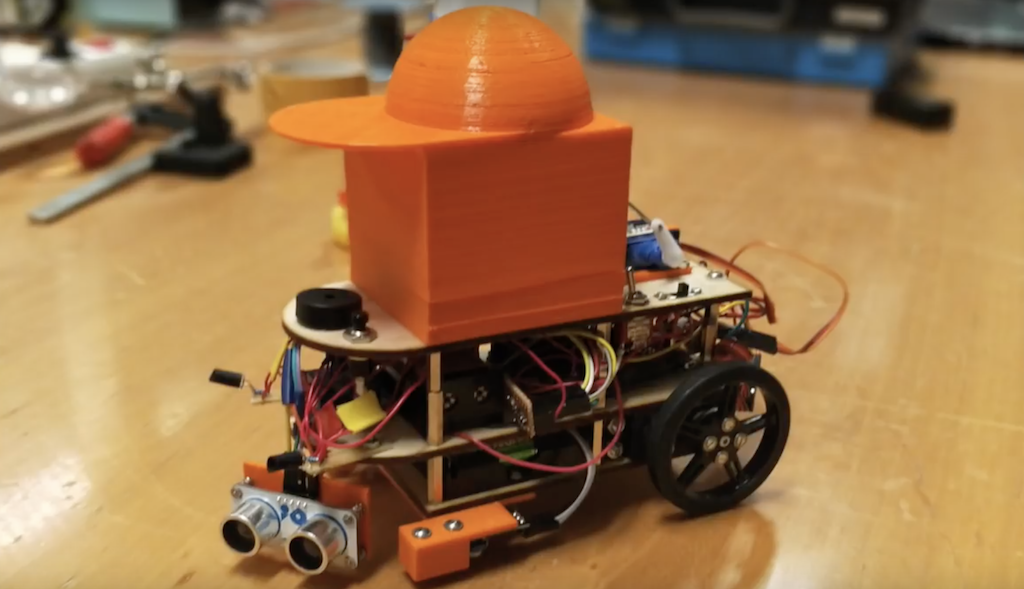 arduino blog rick and morty fans will love this butter robot