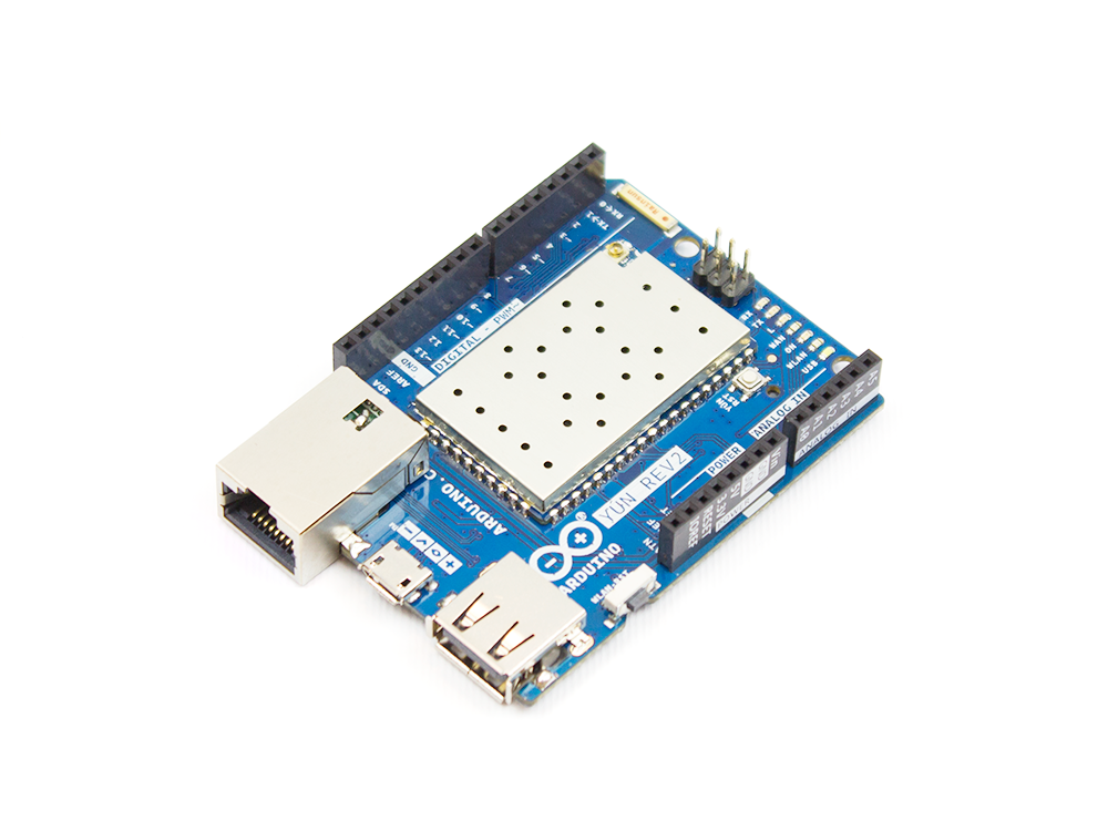 Arduino Yùn Rev.2 is here!