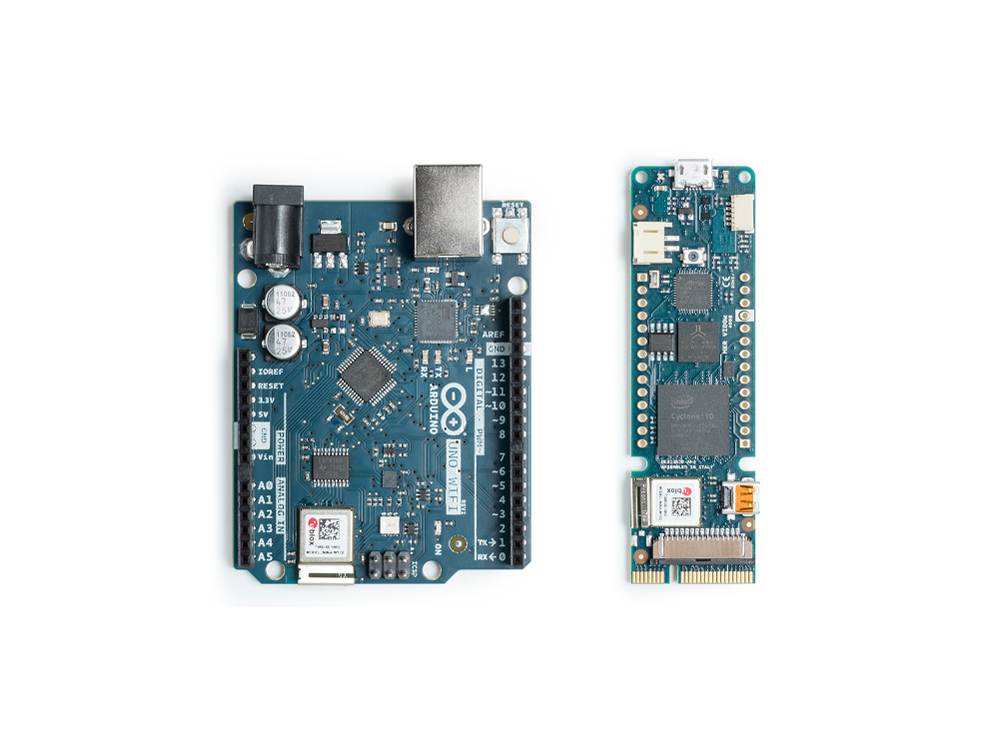 Arduino say hello to the next generation of