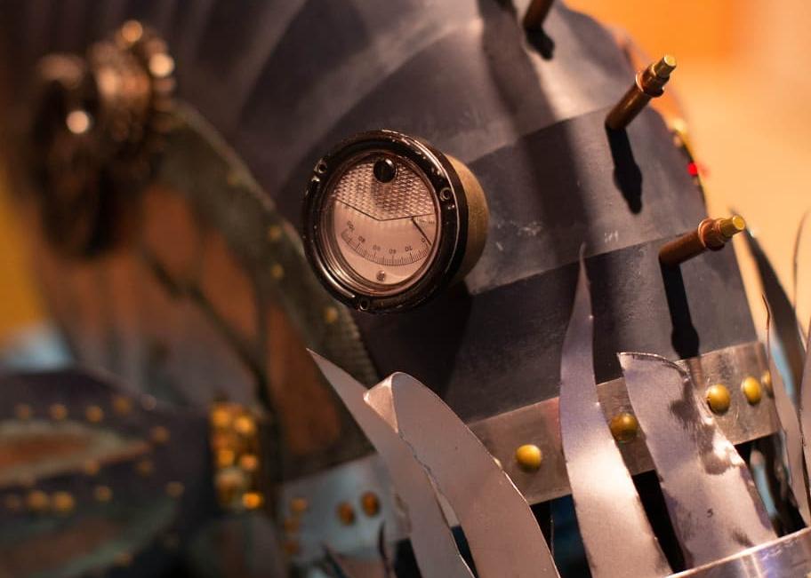 Steampunk anglerfish is a mechanical marvel via Arduino Blog