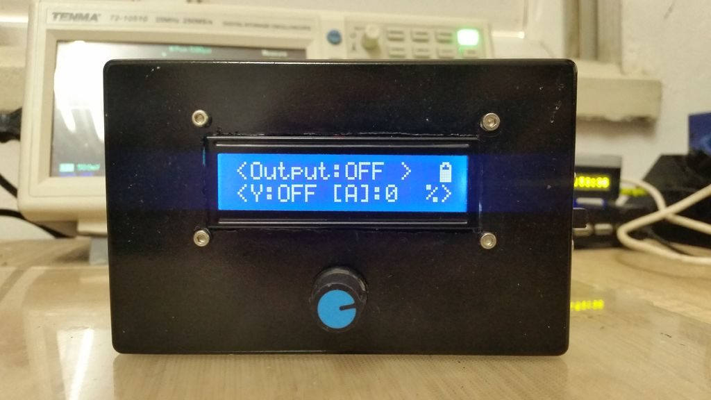 Arduino Blog » Build your own Arduino-powered portable function