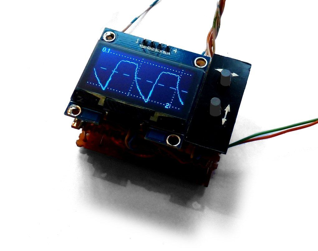 Posts With Oscilloscope Label Thermistor And Voltage Divider Circuit Programming The Arduino