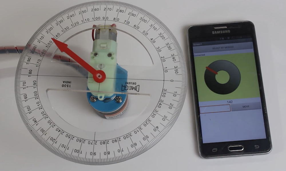 Simple PID control intro device