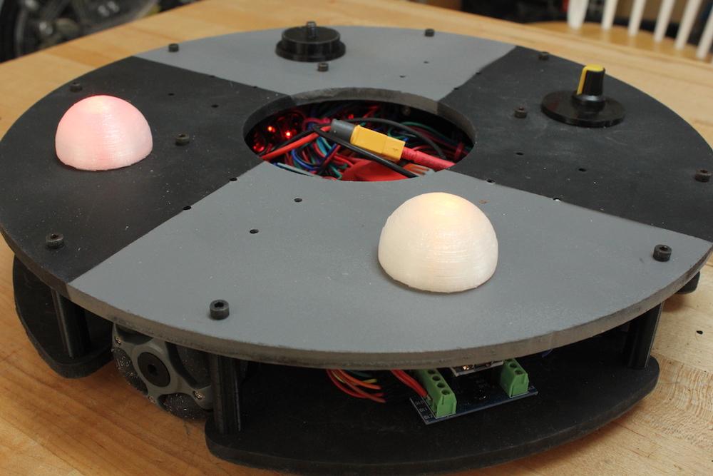 4d8efdbcf Arduino Blog » Arduino-powered omni robot gets an upgrade