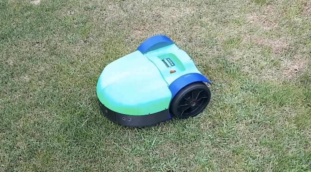 Arduino Blog » Robotic lawnmower uses multi-Arduino control