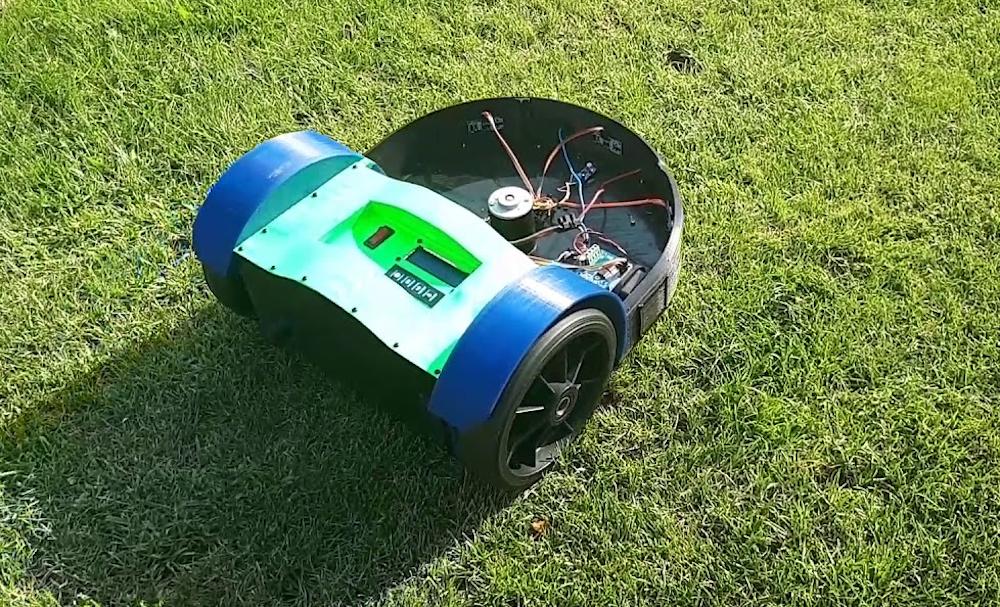 arduino blog robotic lawnmower uses multi arduino control Exmark Mower Belt Diagram