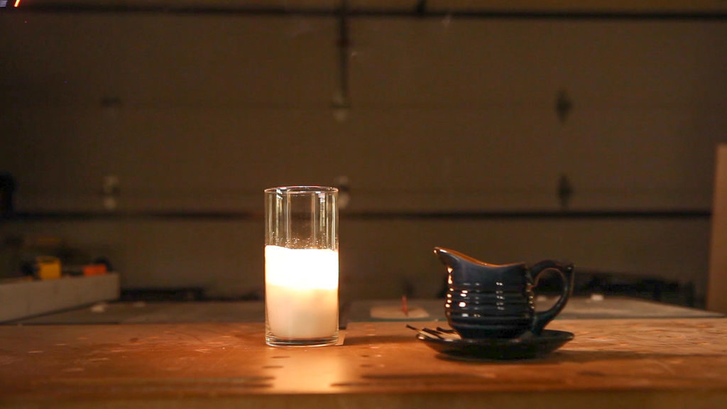 Arduino Blog This Faux Candle Lights Flickers Smokes And Smells