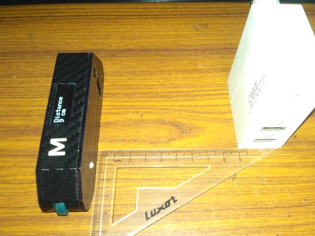Arduino Blog » This device is a digital level, protractor