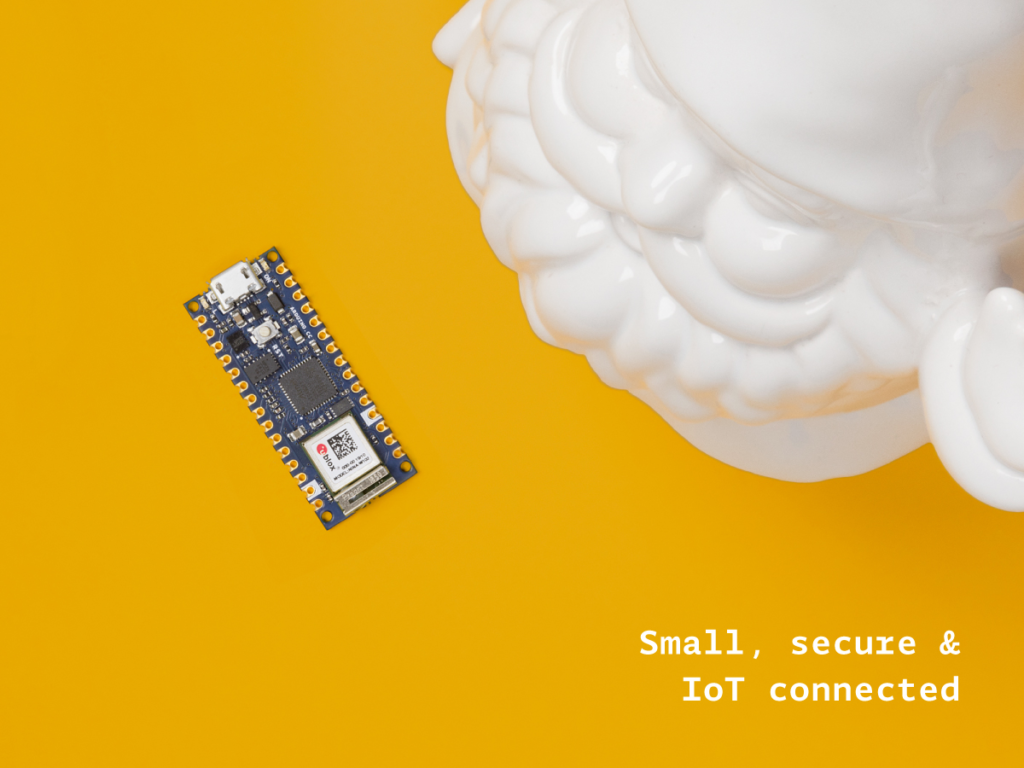 Getting to know the new Arduino Nano 33 IoT