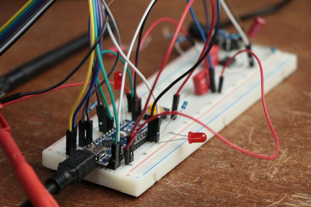 Arduino Blog » Low-quality wireless audio transmission with
