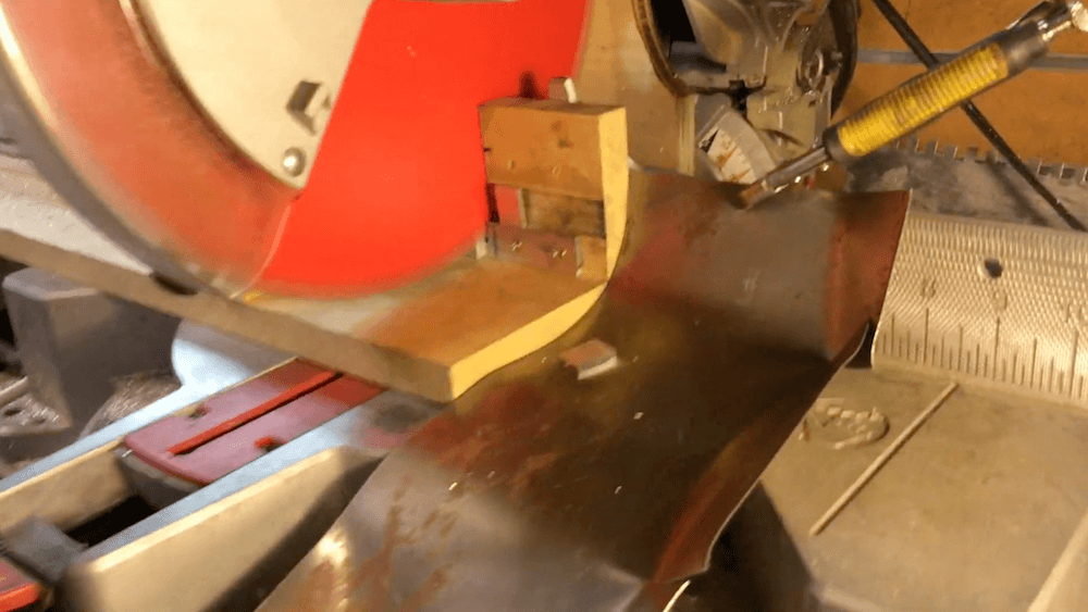 Arduino Blog » Automating a chop saw with Arduino
