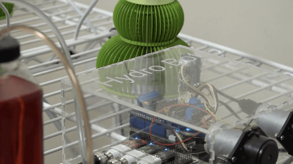 Automate your hydroponic garden with HydroBot