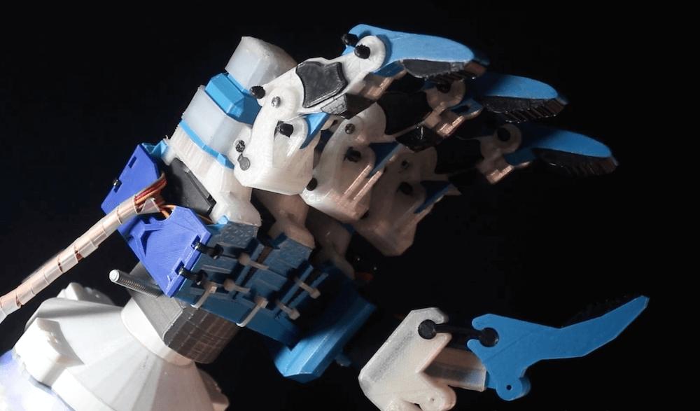 Arduino Blog » Designing a modular and ambidextrous four