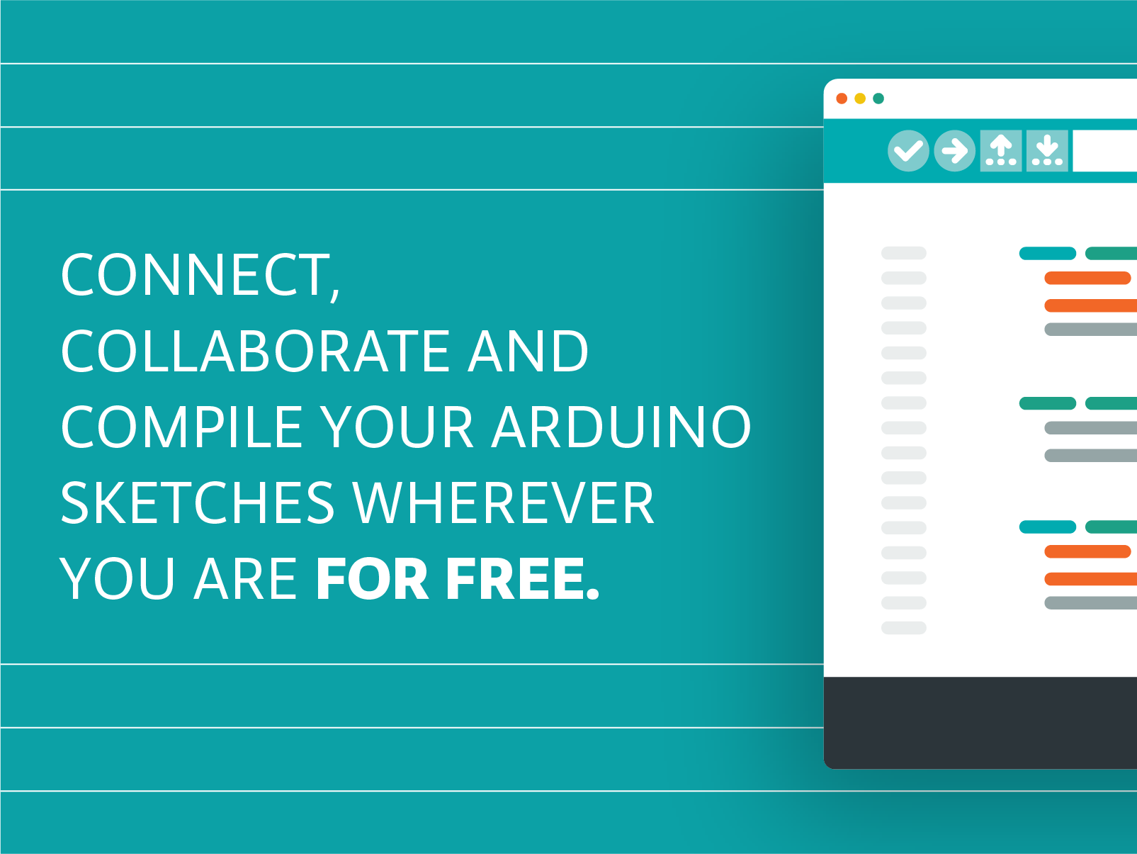 Work remotely with Arduino Create — get a free upgrade now