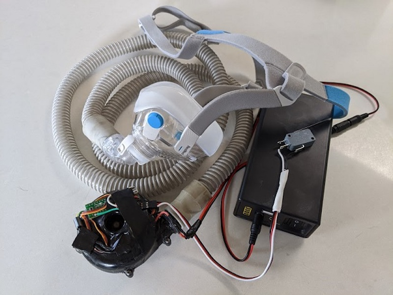 Designing a low-cost, open source ventilator with Arduino