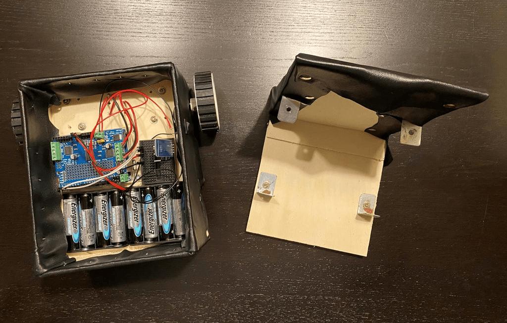 OpenBCI Wheelchair - Electrogeek
