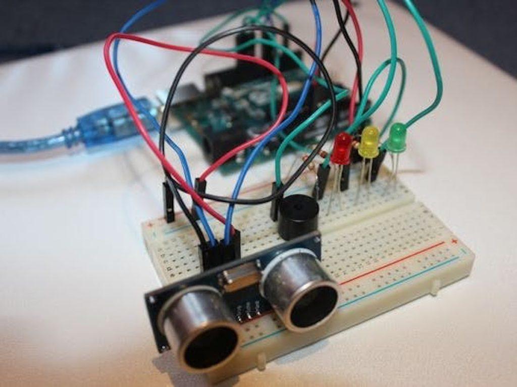 ultrasonic - Electrogeek