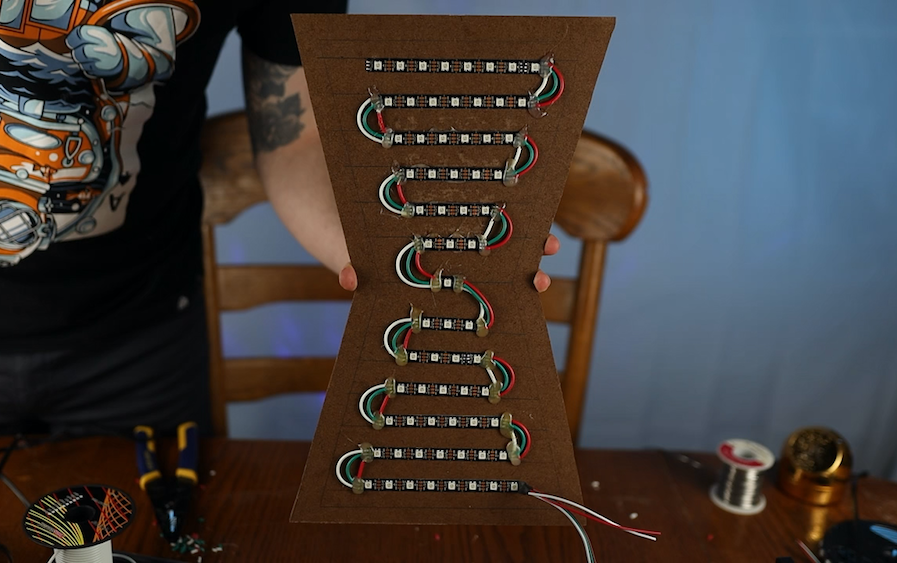 Hourglass - Electrogeek