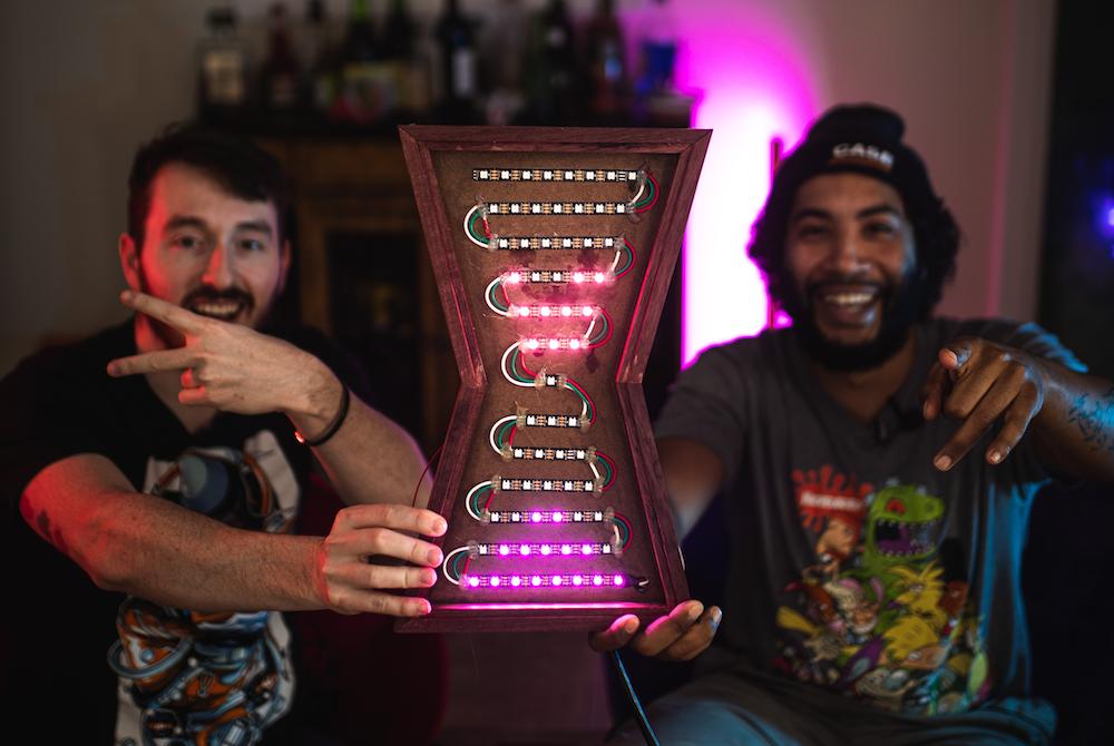 Hourglass1 - Electrogeek