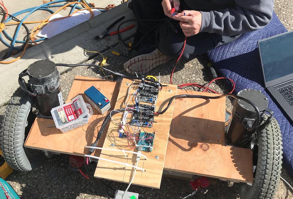 Segway - Electrogeek