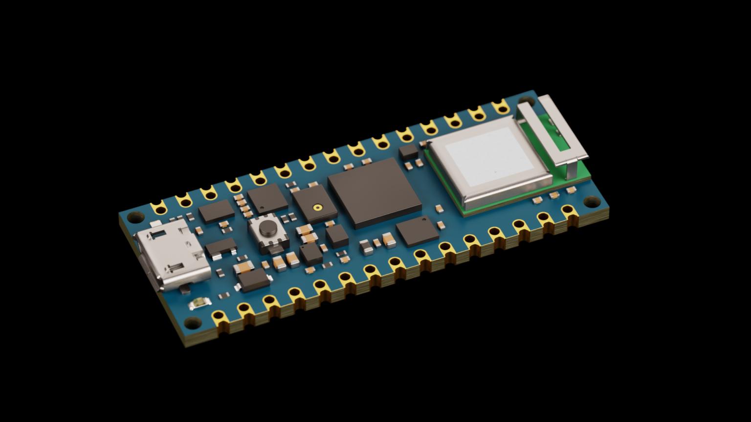 arduino RP2040 WiFi