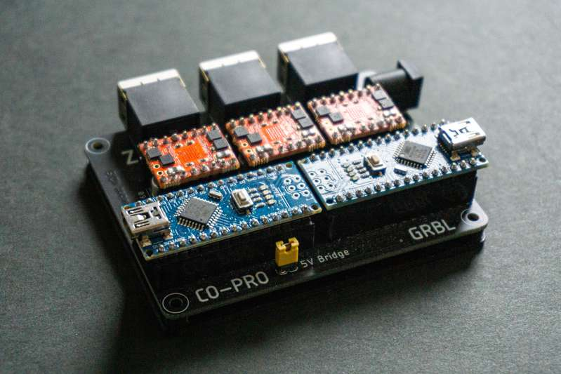 drawbot 1 - Electrogeek
