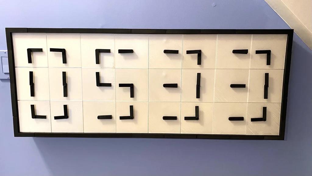 DigitalAnalog Clock2 - Electrogeek