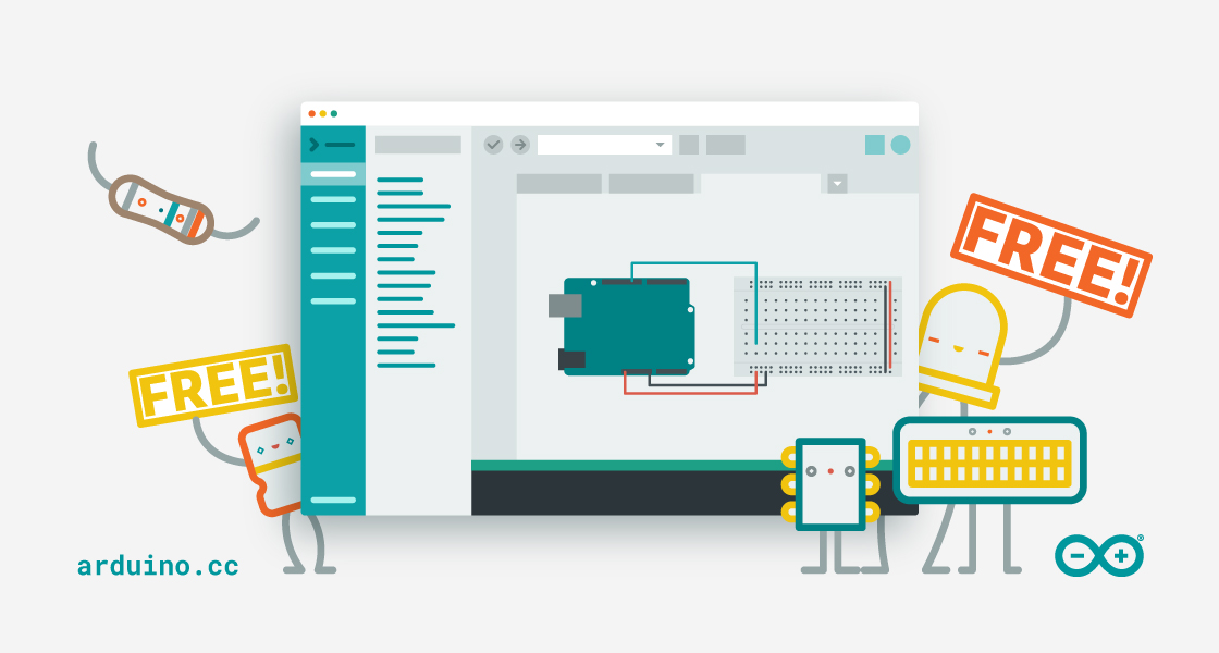 Now free! Get the Arduino Create app for Chrome classrooms