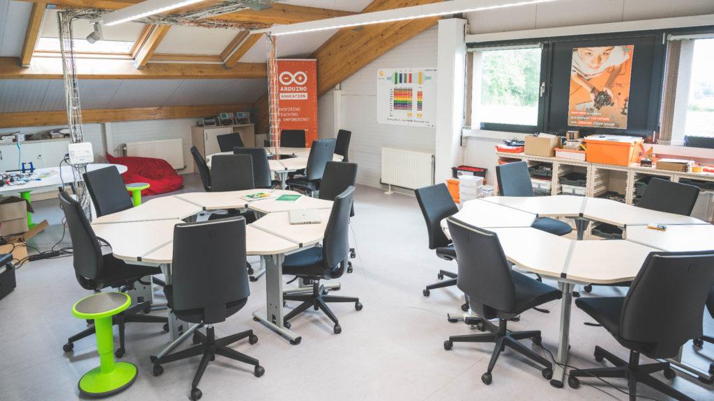 Arduino and Technobel Inspiration Lab